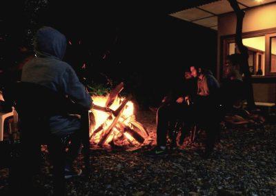 Bonfire & Barbecue